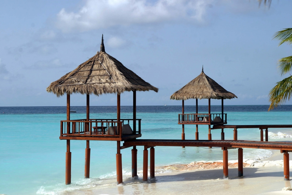 Wix Squared Testimonials - Romantic break in the Maldives