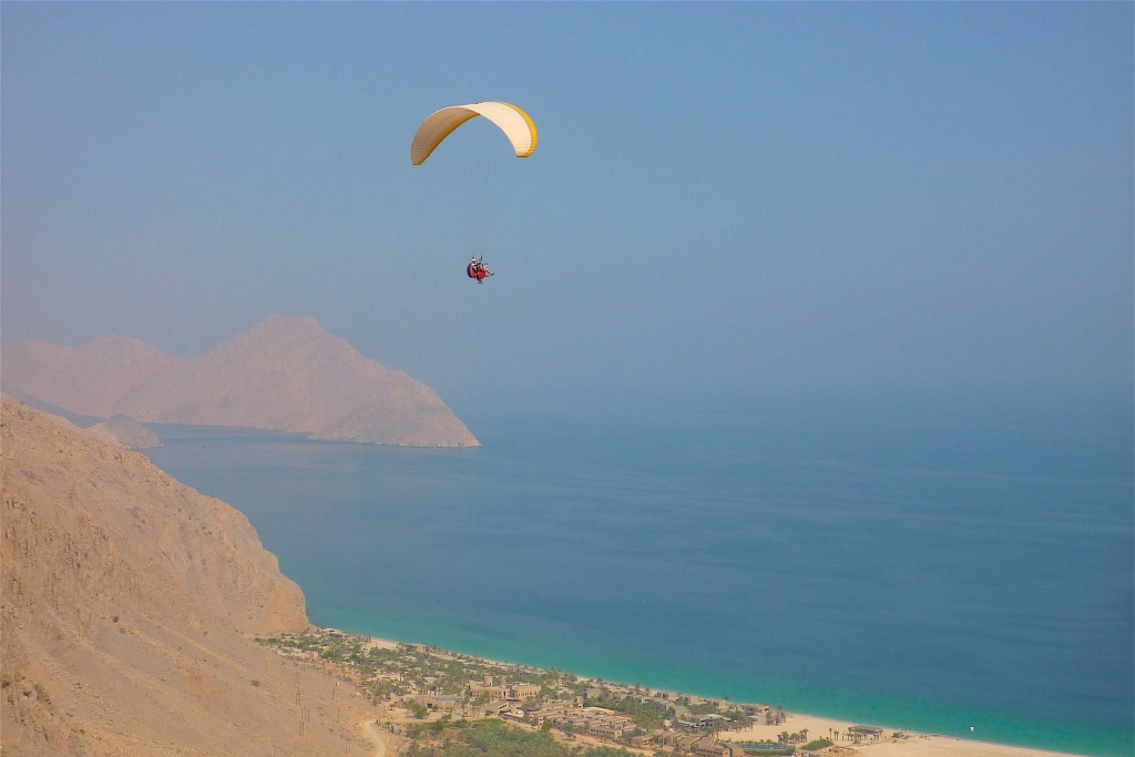 Wix Squared Testimonial - Long weekend in Dubai and Oman