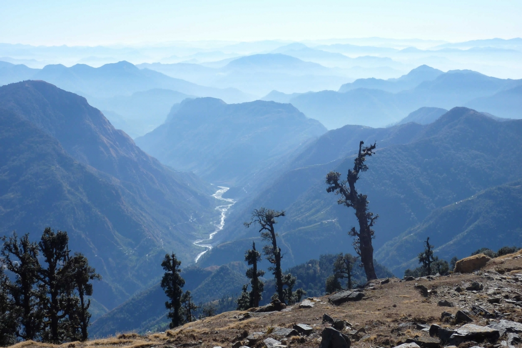 Wix Squared Testimonial - Trekking in the foothills of the Himalaya