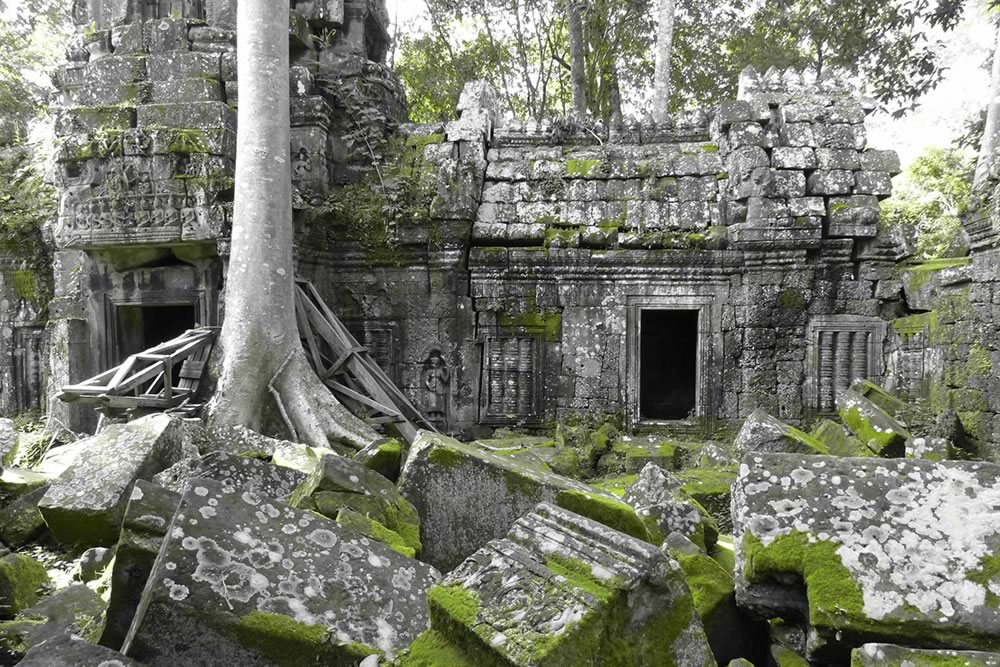 Angkor without the Crowds