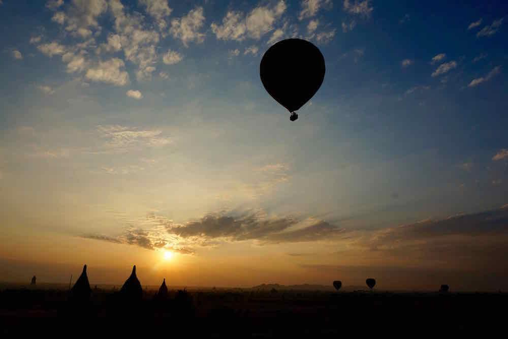 Burmese Ballooning