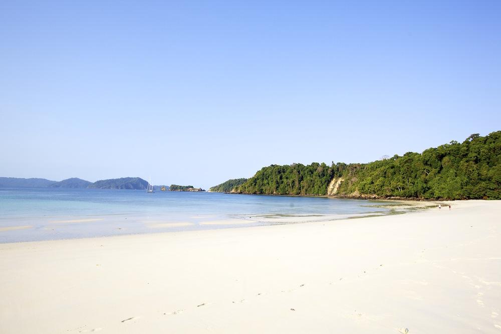 Andaman Coastline