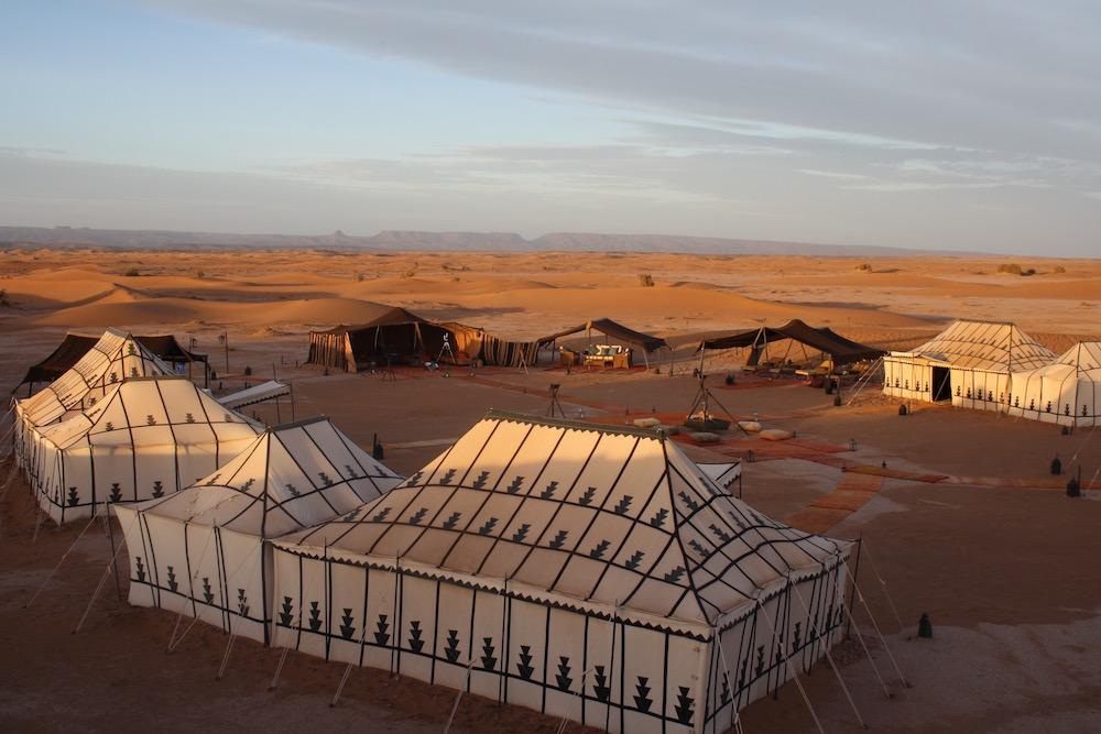 Desert Camps