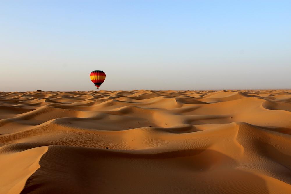 Deserts and Wadis