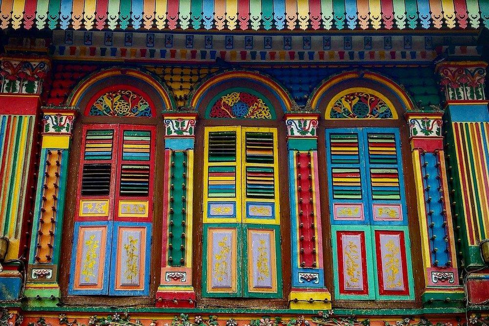 Colourful culture