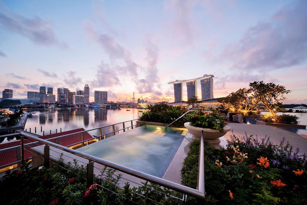Marina Bay Views